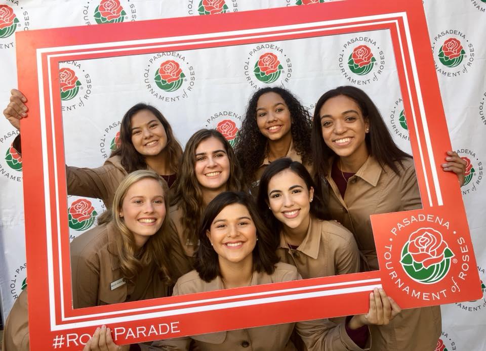 2018 Parade of Roses